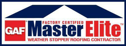 gaf master elite contractor logo